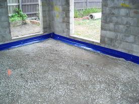 Termite Barrier Installations