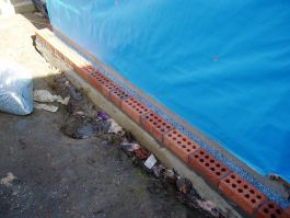 Termite Barrier Installations
